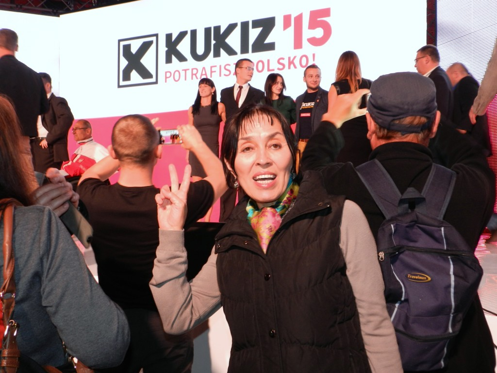 Konwencja Kukiz 15 Warszawa Balli Marzec