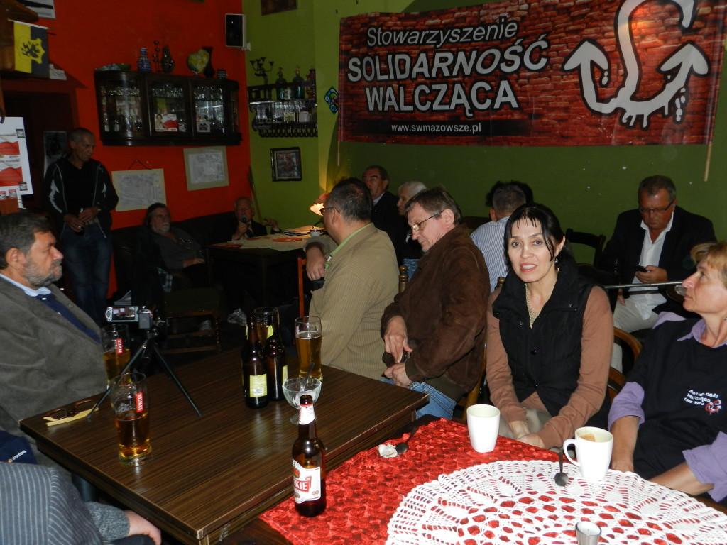 Kornel Morawiecki Balli Marzec w Retro Praga  Balli Marzec