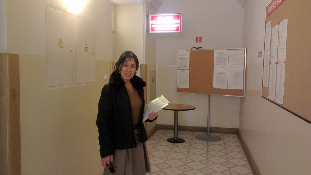 Balli Marzec zgłasza kandydatów do Komisji Wyborczej.