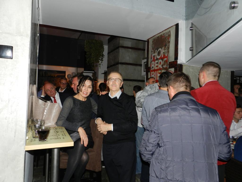 Wieczór wyborczy KUKIZ'15. Balli Marzec