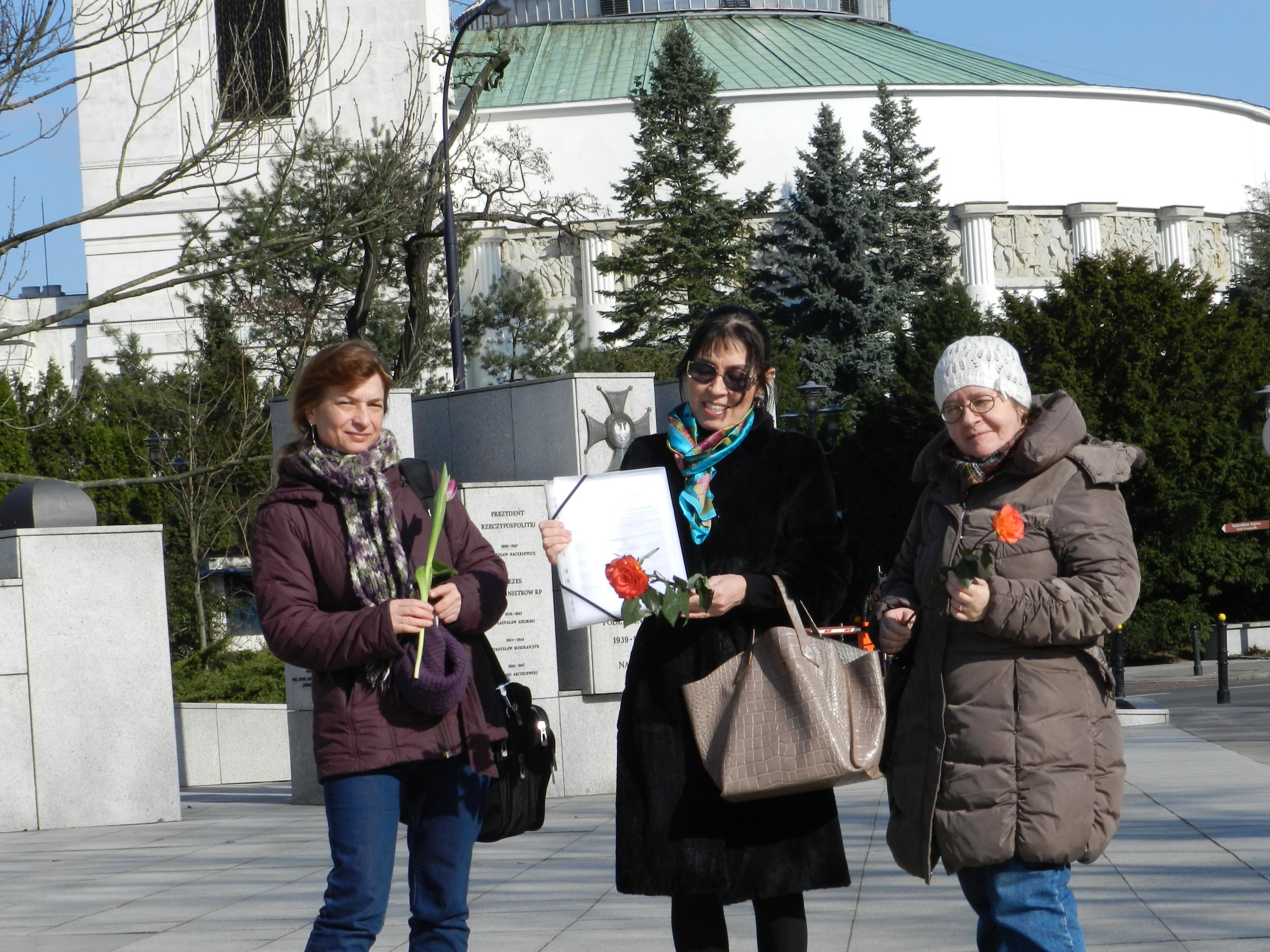 Balli Marzec przed rejestracją KW