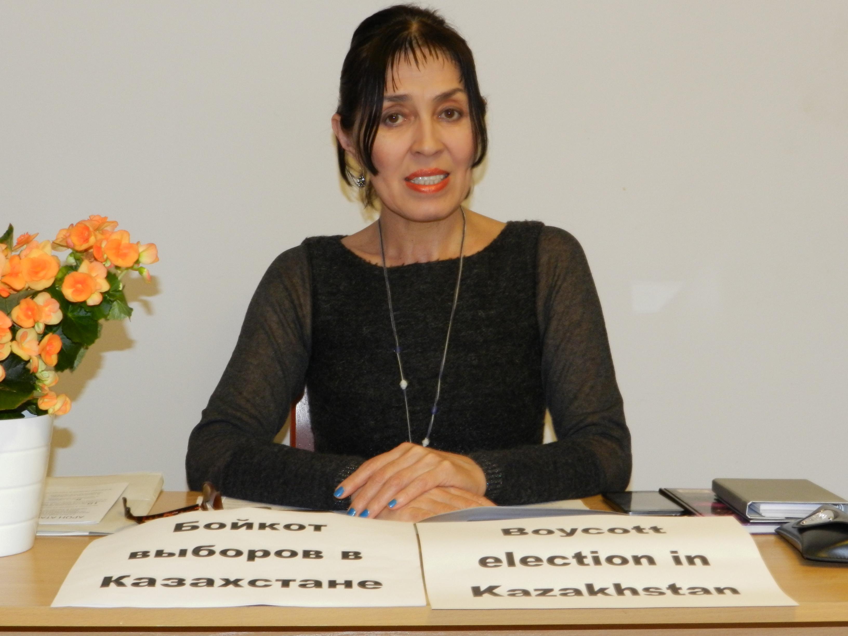 Оппозиция Казахстана не признаёт итогов президенских выборов  в Казахстане